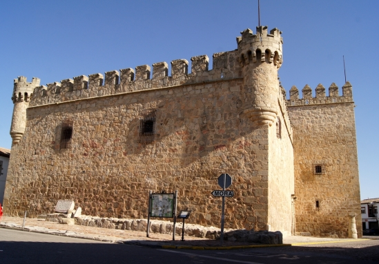Chateau d'Orgaz