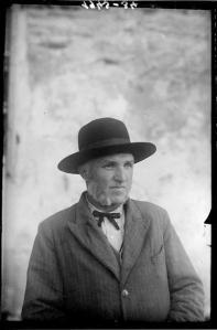 Joseph Yonnet, grand-père d'Hubert