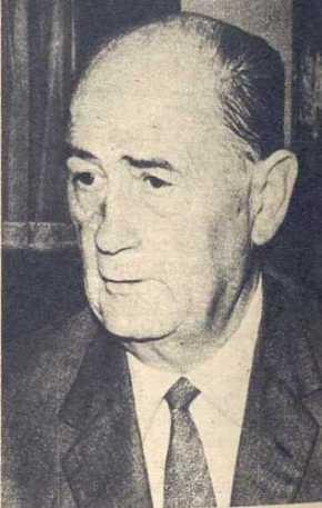 Carlos Sanchez Rico. Aconsejó a Ignacio Sanchez de Sepulveda echar el toro Sangriento a sus vacas y acertó.