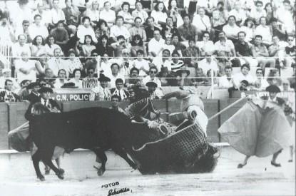 Brava pelea de un Sepulveda en 1990 en Barcelona.