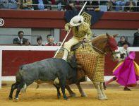 Callejero-41, peleando con bravura y codicia bajo el peto en San Sebastian.