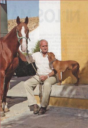 Javier Buendia, en Bucaré. Fotografia de Arjona, publicada en 6Toros6.